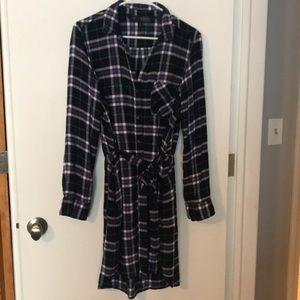 Gap Plaid Dress, Medium